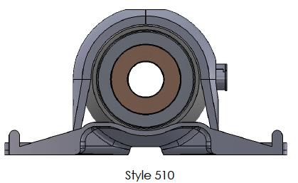500/510 Series - Pillow Block Assembly