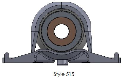 500/515 Series - Pillow Block Assembly