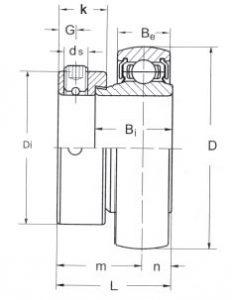 SA 200 Series Drawing