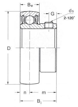 SB 200 Series Drawing